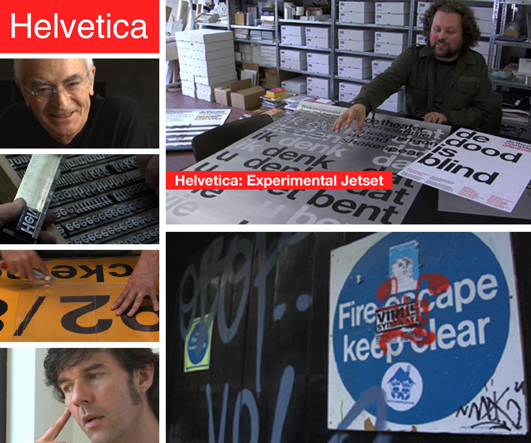 Helvetica: The Movie